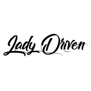 Sticker Lady Driven